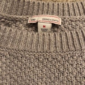 Gap chunky sweater!
